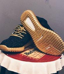 图3_跑量货 高品质尾货 只有400多双了 adidas 阿迪达斯 经典长青款 金色椰子鞋 超级耐磨底 鞋面质感十足 入脚倍儿爽 尺码40 41 42 43 44